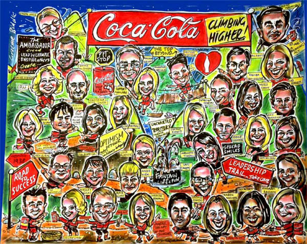 COCA-COLA FINAL GROUP CARICATURE 1 smaller.psd