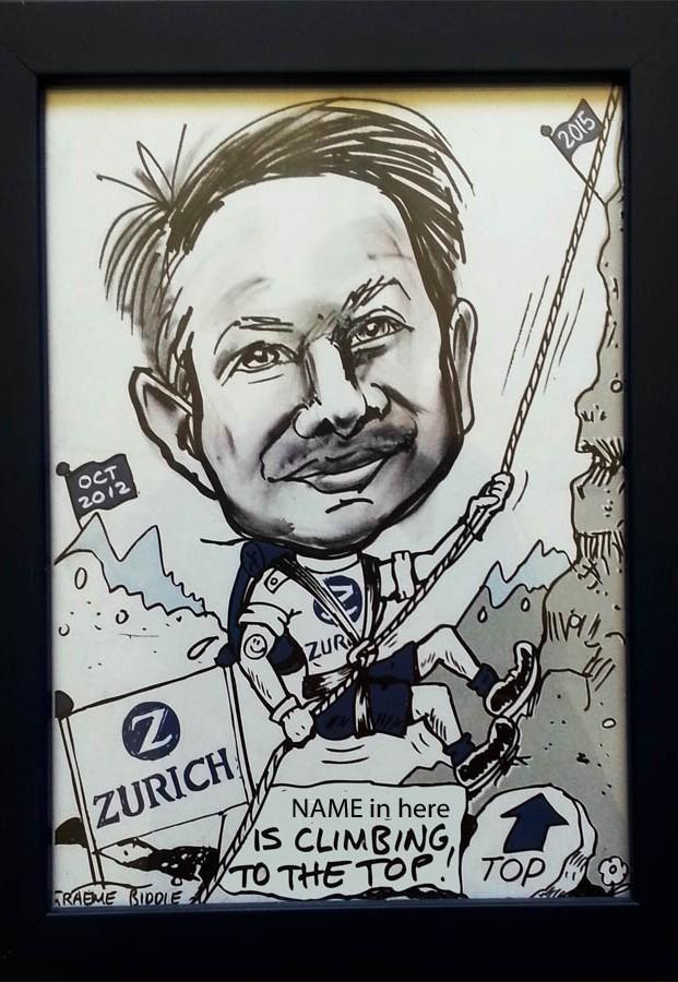 Zurich framed pic