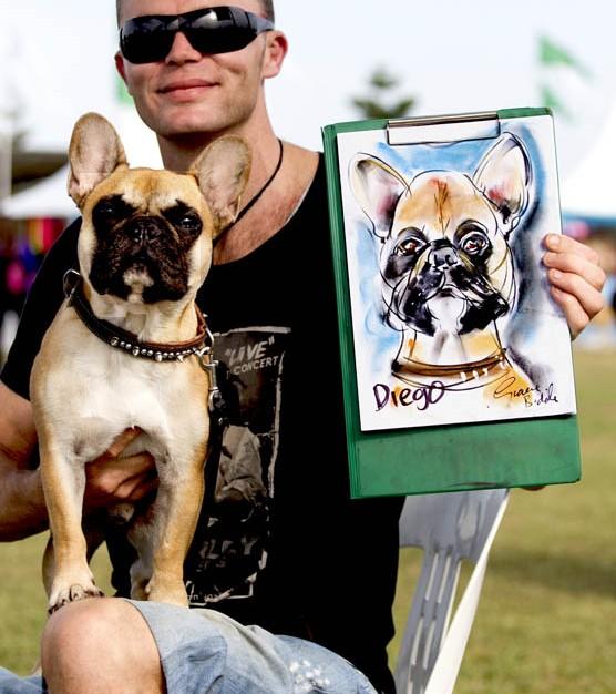 Doonside - March 8, 2015: Woof Fest, Bungarribee Park, Doonside (image courtesy Woof Fest)